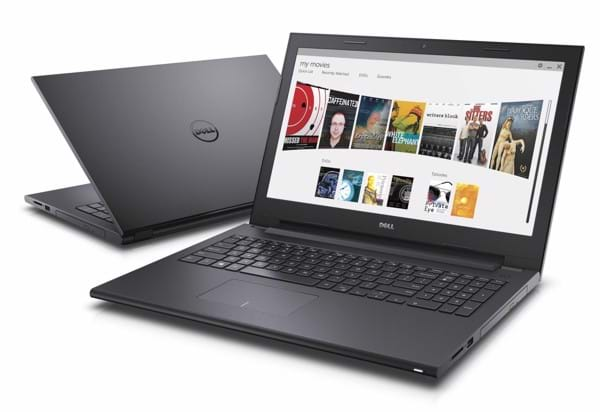 LAPTOP Dell Inspiron 14 3443/ CPU i5-5200U/ RAM 4GB/ HDD 500GB/ GT 920M 2GB/ 14 IN