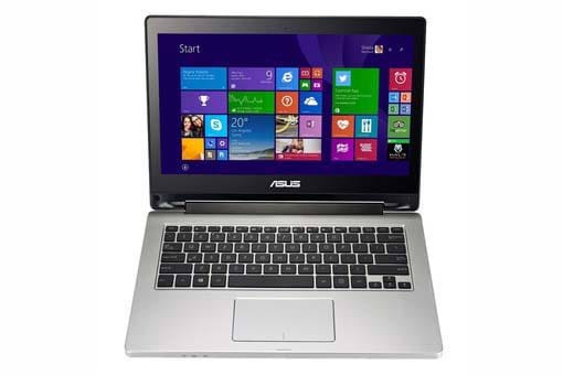 LAPTOP Asus Transformer Book Flip TP300LA/ CPU I5/ RAM 4G/ HDD 500G/ 13.3 IN TOUCH
