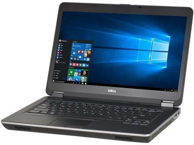 "Laptop Dell Latitude E6440 Core i5-4310M/ 4 GB RAM/ 128 GB SSD/ Intel HD 4600/ 14"" HD"
