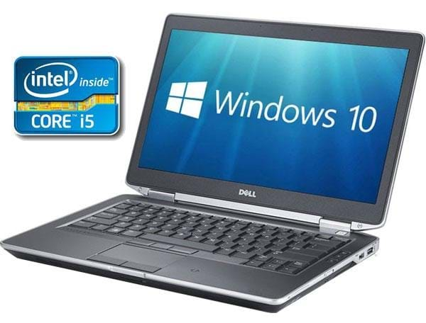 "Laptop Dell Latitude E6430 Core i5-3320M/ 4 GB RAM/ 128 GB SSD/ Intel HD 4000/ 14"" HD+"
