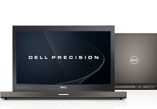 "Laptop Dell Precision M4800 Core i7-4910MQ/ 16 GB RAM/ 240 GB SSD + 500 GB HDD/ NVIDIA Quadro K2100M/ 15.6"" FHD"