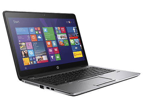 "Laptop HP EliteBook 840 G2 Core i5-5300U/ 4 GB RAM/ 128 GB SSD/ Intel® HD Graphics 5500/ 14"" HD+"