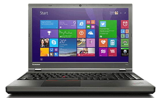 "Laptop Lenovo Thinkpad T540p Core i7-4600M/ 8 GB RAM/ 256 GB SSD/ NVIDIA GeForce GT 730M 2GB/ 15.6"" FHD"