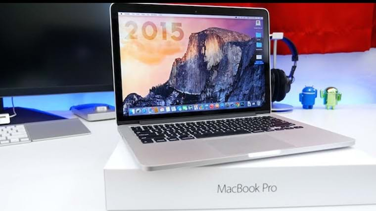 Macbook Pro Retina 15'' -2015 - MJLQ2 - Quad I7 16GB 256GB SSD New 99%