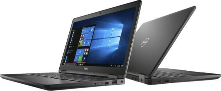 "Laptop Dell Latitude E5580 Core i7-7820HQ/ 8 GB RAM/ 256 GB SSD/ NVIDIA GeForce 940MX 2 GB/ 15.6"" FHD"