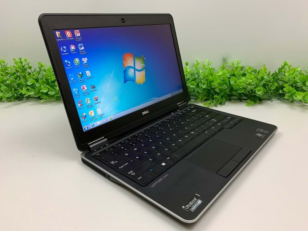 "Laptop Dell Latitude E7440 Core i7-4600U/ 8 GB RAM/ 128 GB SSD/ intel HD 4400/ 14"" HD"