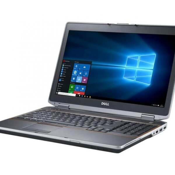 "Laptop Dell Latitude E6520 Core i7-2620M/ 6 GB RAM/ 120GB SSD/ Intel HD 3000 + Nvidia NVS 4200M/15.6"" HD"