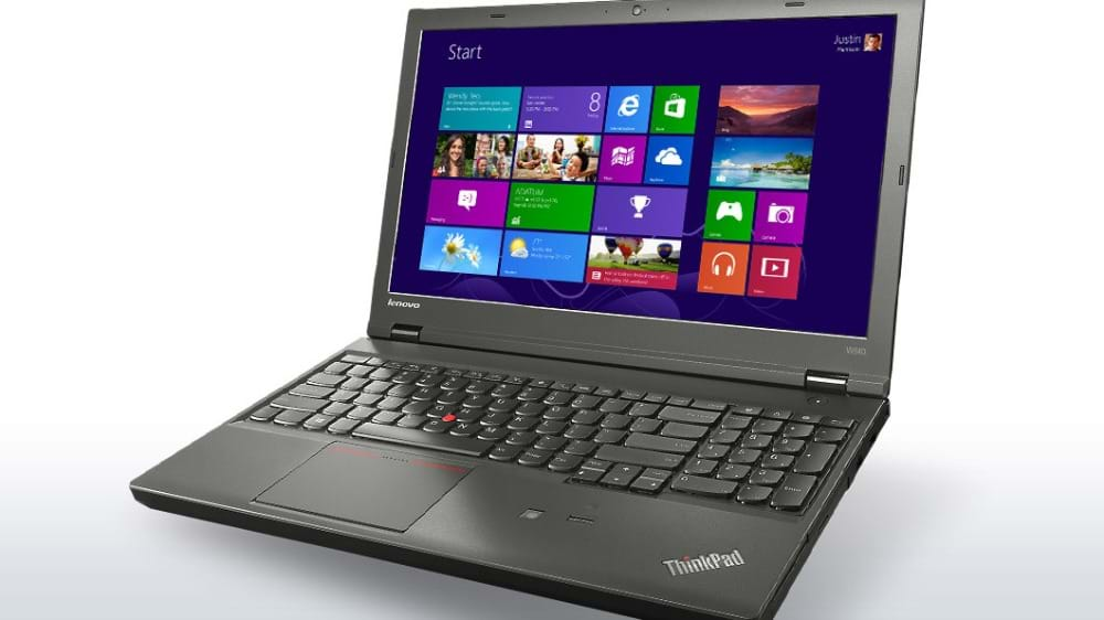 "Laptop Lenovo Thinkpad W540 Core i7-4700MQ/ 8 GB RAM/ 500 GB HDD/ NVIDIA QUADRO K1100M/ 15.6"" FHD"